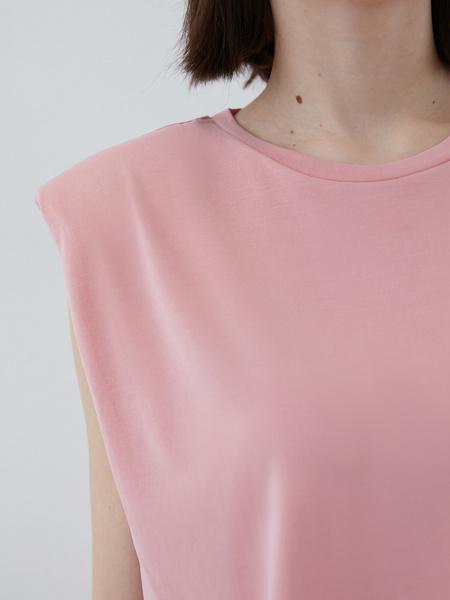 Блузка без рукава - фото 4