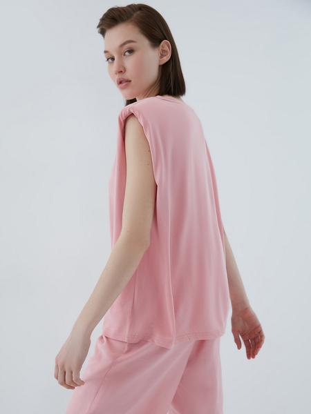 Блузка без рукава - фото 8