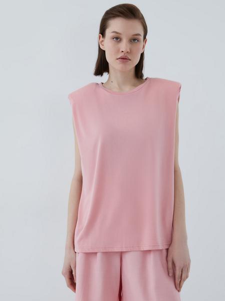 Блузка без рукава - фото 9