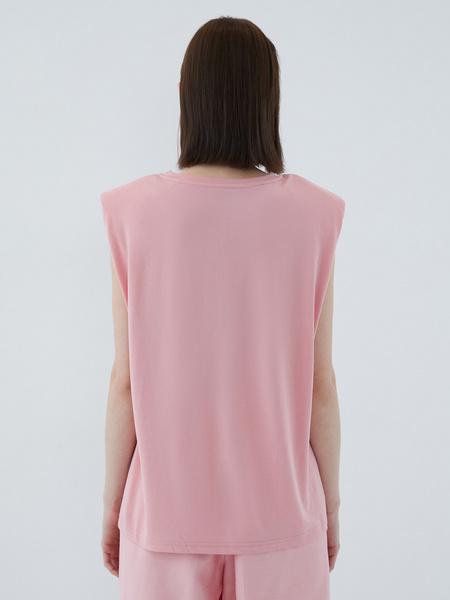 Блузка без рукава - фото 10