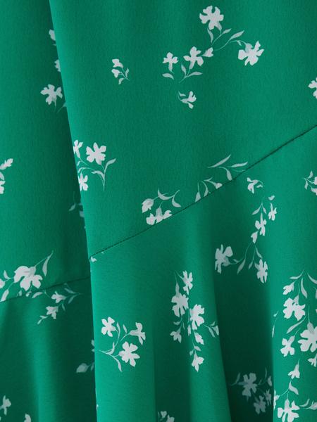Платье на запах - фото 7