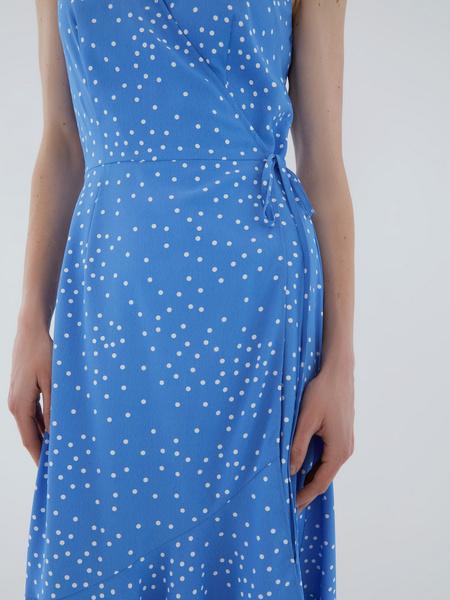 Платье на запах - фото 3