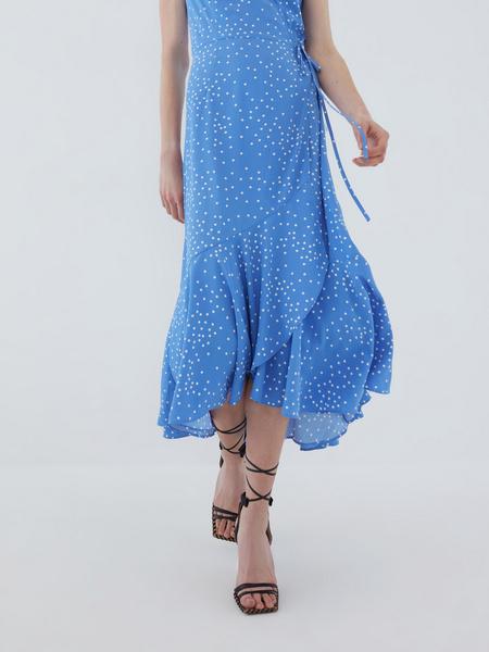 Платье на запах - фото 6