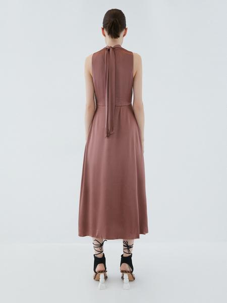 Платье А-силуэта - фото 10