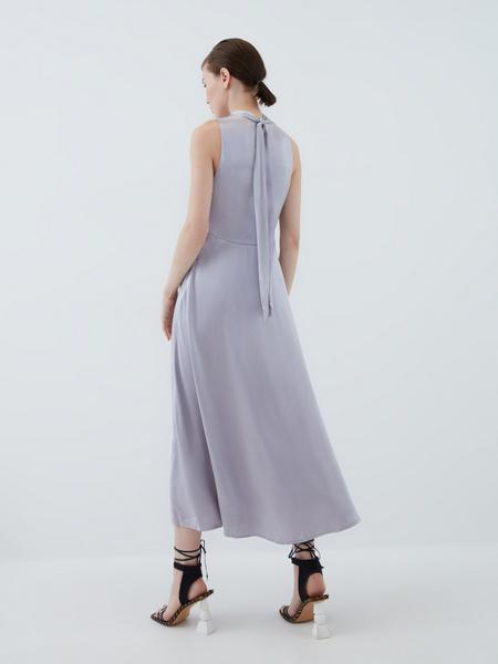 Платье А-силуэта - фото 12