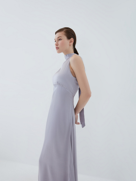 Платье А-силуэта - фото 9