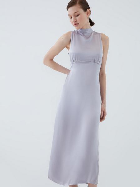 Платье А-силуэта - фото 11