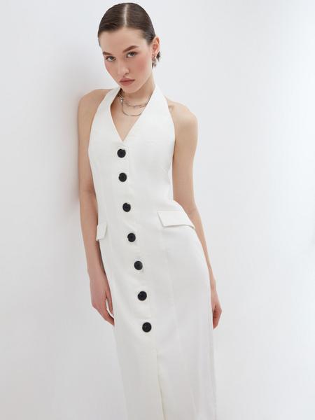 Облегающее платье - фото 4