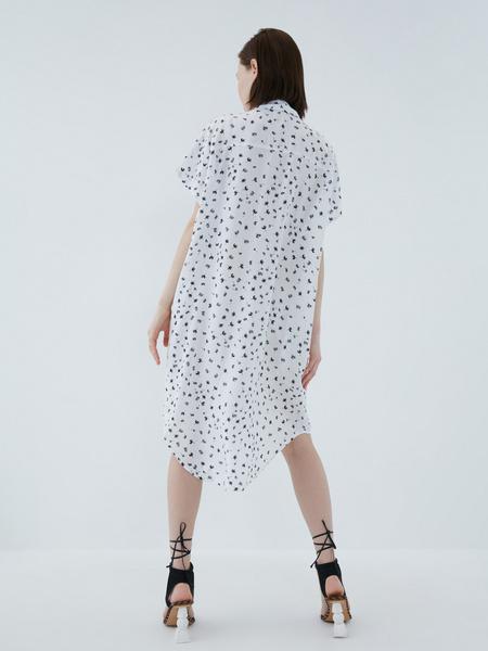 Платье из вискозы - фото 14