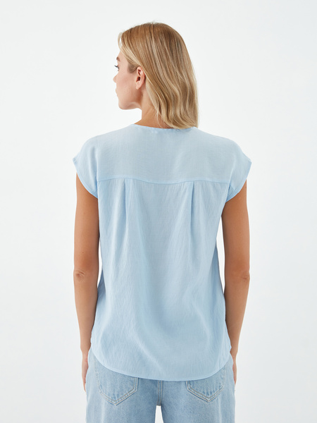 Блузка женская - фото 7