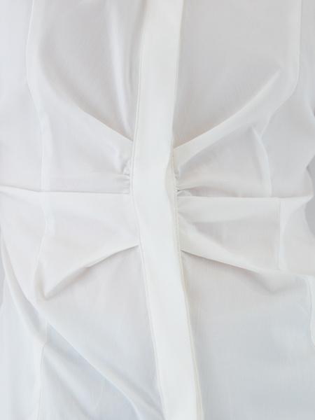 Блузка из хлопка - фото 6