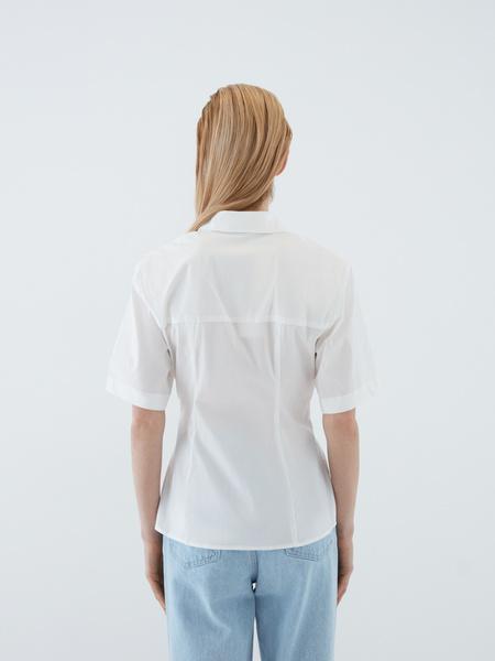 Блузка из хлопка - фото 11