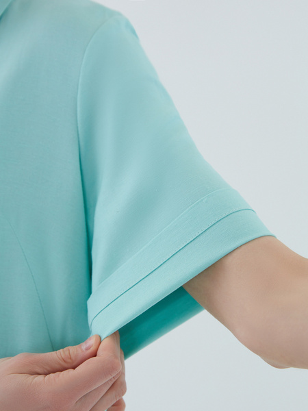 Платье из вискозы - фото 5
