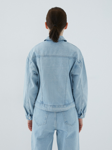 Джинсовая куртка - фото 6
