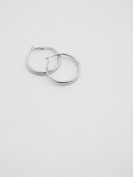 Круглые серьги - фото 3