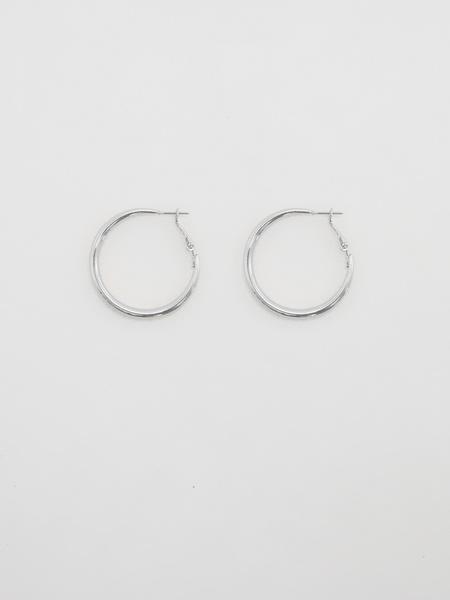 Круглые серьги - фото 4