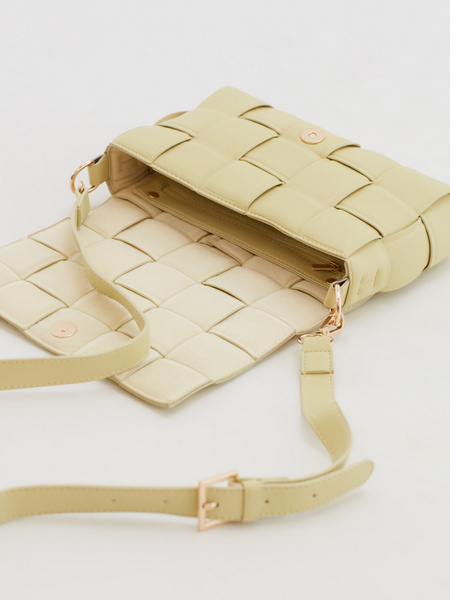 Плетеная сумка - фото 4