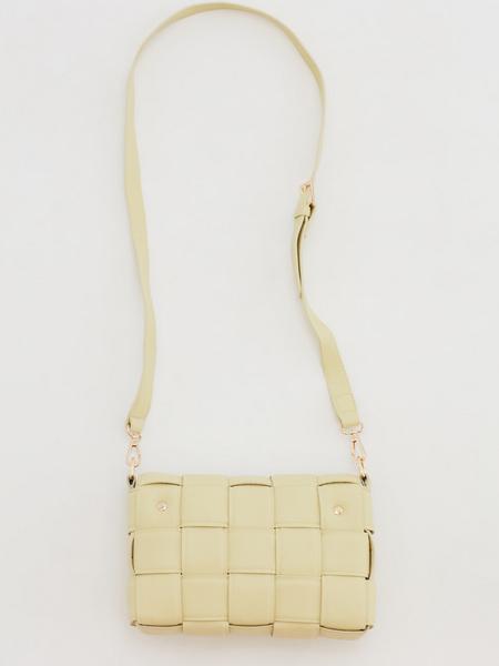 Плетеная сумка - фото 6