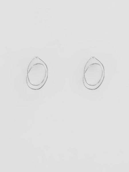 Металлические серьги - фото 3