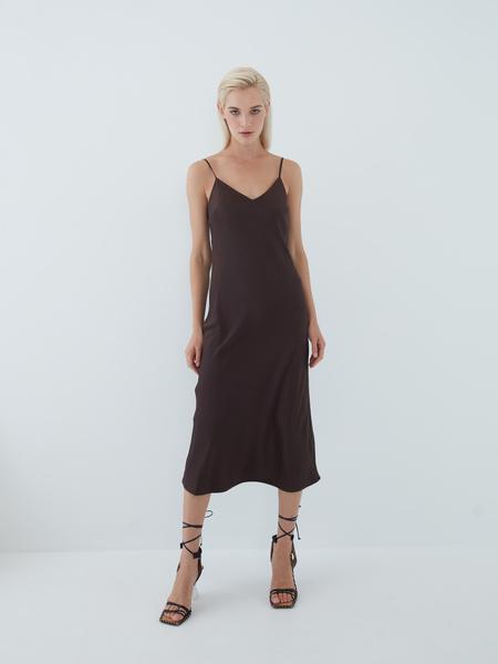 Платье-комбинация - фото 1