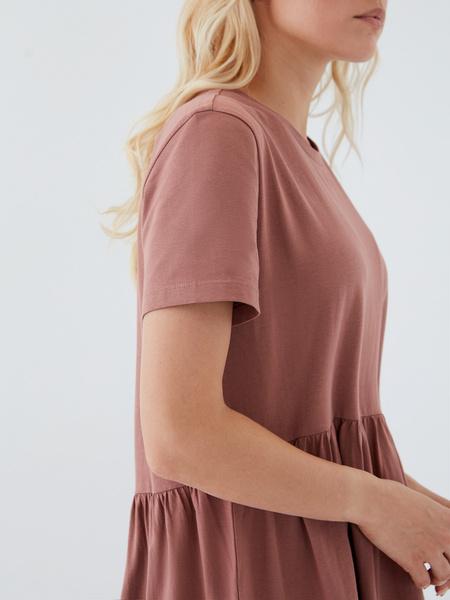 Платье-футболка - фото 5