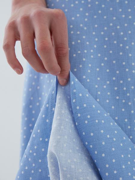 Платье с завязками - фото 6