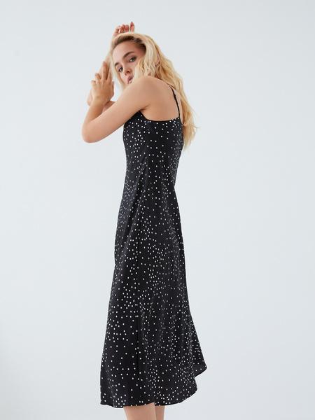 Платье с принтом - фото 14