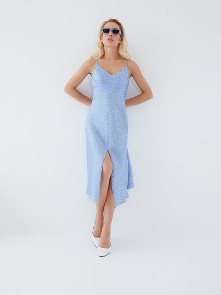 Платье с принтом - фото 11