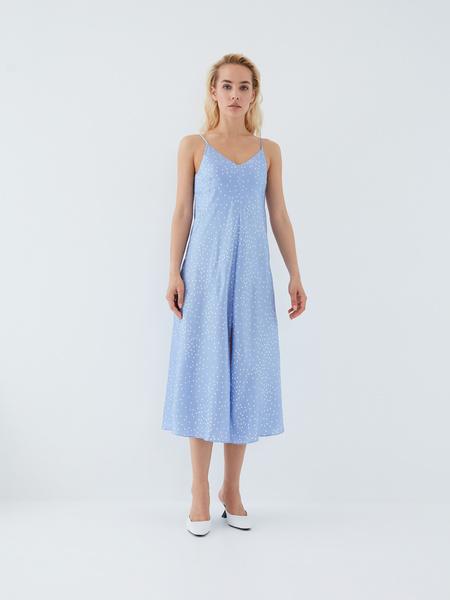 Платье с принтом - фото 16