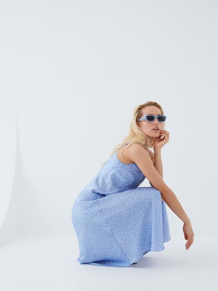 Платье с принтом - фото 3