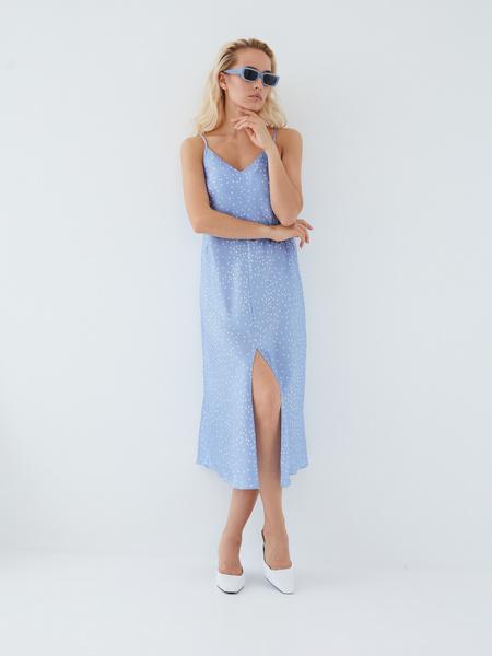 Платье с принтом - фото 8