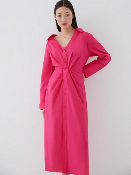 Платье-рубашка - фото 11