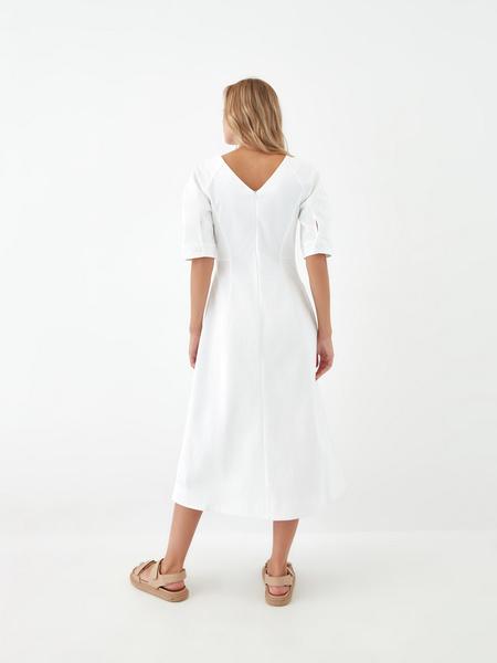 Платье из хлопка - фото 12