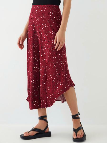Ассиметричная юбка - фото 1