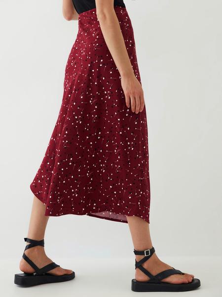 Ассиметричная юбка - фото 7
