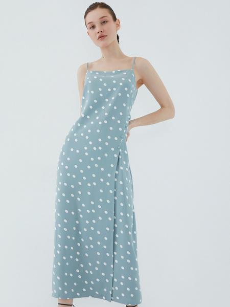 Платье с пуговицами - фото 3