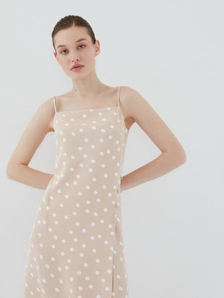 Платье с пуговицами - фото 2