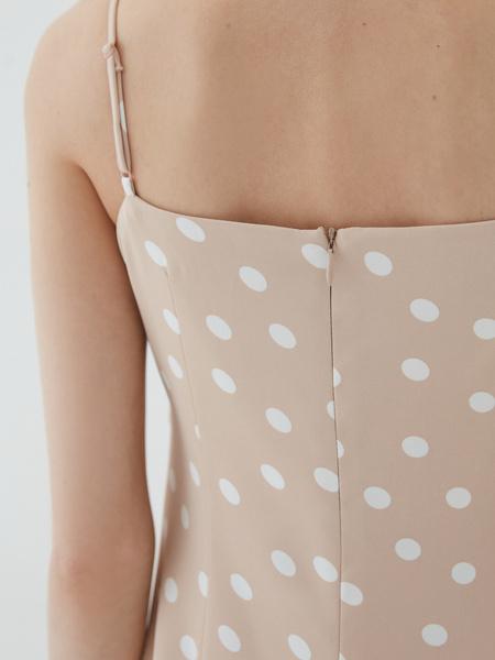 Платье с пуговицами - фото 7