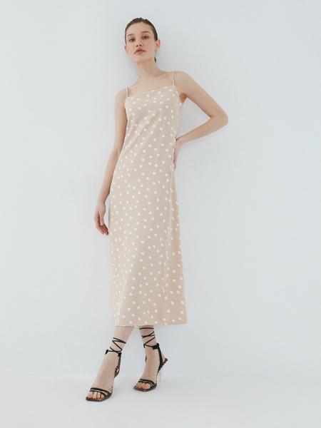 Платье с пуговицами - фото 8