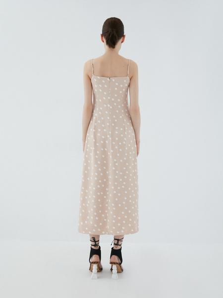 Платье с пуговицами - фото 9