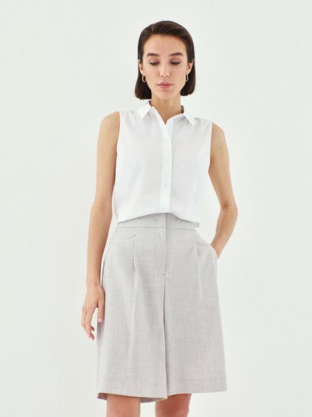 Блузка без рукава - фото 6