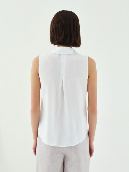 Блузка без рукава - фото 7