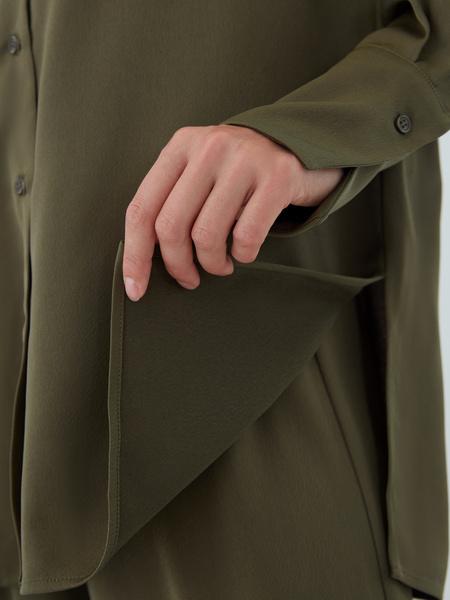 Струящаяся блузка - фото 5