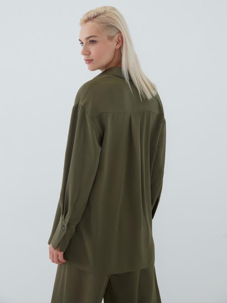 Струящаяся блузка - фото 9