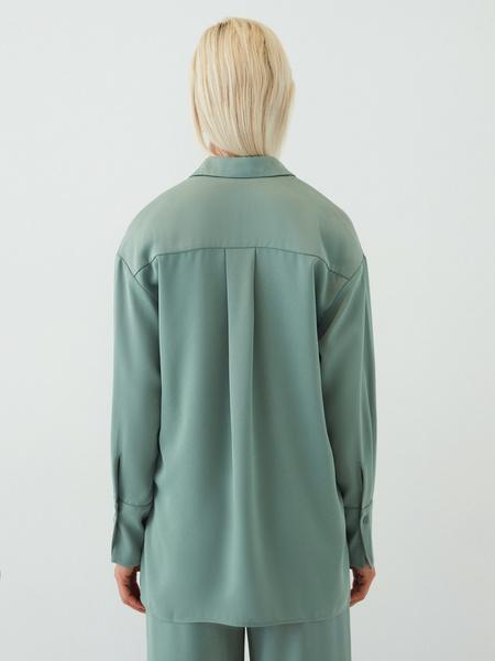 Струящаяся блузка - фото 13