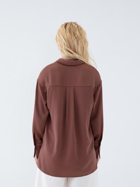 Струящаяся блузка - фото 15