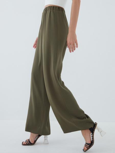 Широкие брюки - фото 9
