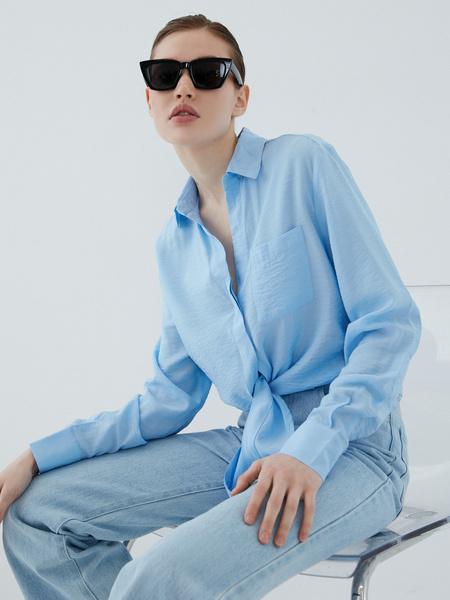 Блузка с завязками - фото 2