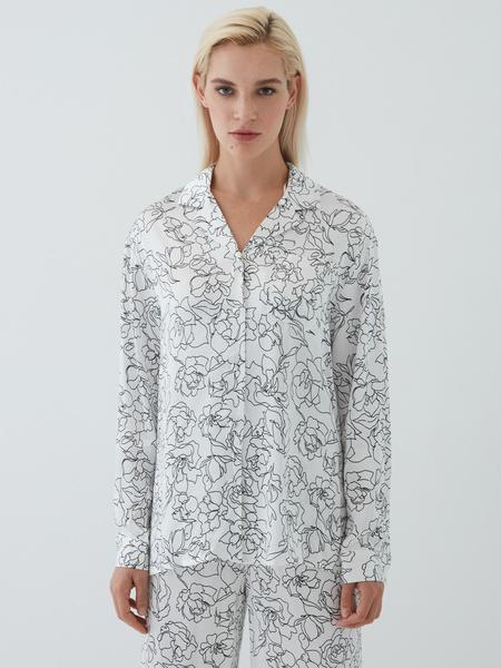 Блузка из вискозы - фото 9