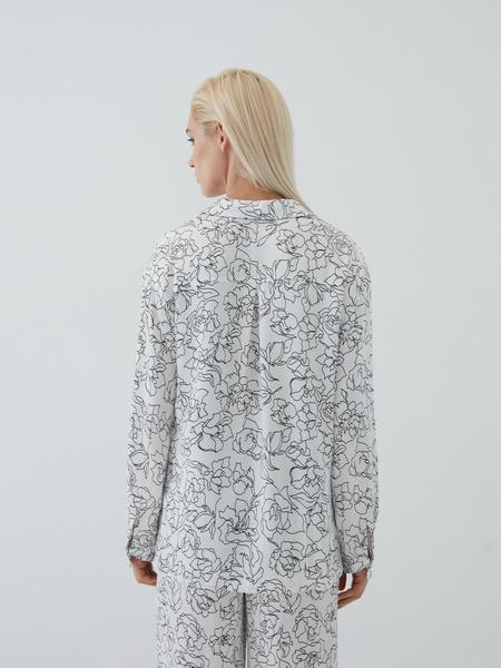Блузка из вискозы - фото 10